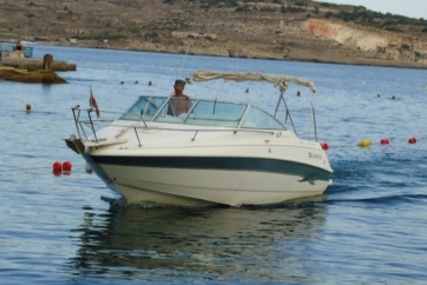 Larson 235 Hampton for sale in Malta for €26,500 (£23,750)