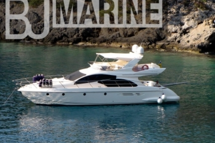 Azimut 50 for sale in Turkey for €319,000 (£284,519)
