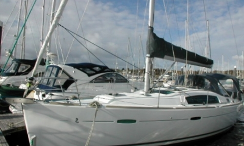 Image of Beneteau Oceanis 40 for sale in Spain for £109,950 SAN CARLES, Spain