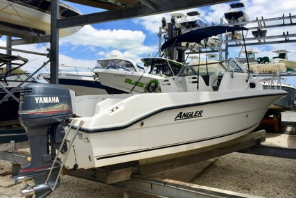 Angler 2100 Walkaround for sale in United States of America for $12,500 (£9,362)