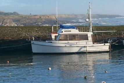 Grand Banks 32 for sale in Ireland for €29,500 (£26,030)