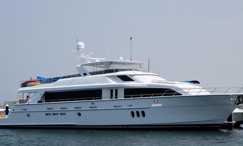 Image of Hatteras 105 for sale in United Arab Emirates for $5,441,000 (£3,917,601) Dubai, , United Arab Emirates