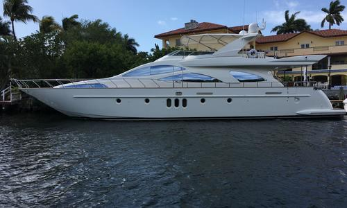 Image of Azimut 80 Carat for sale in  for $1,150,000 (£818,715) Coral Gables, FL,