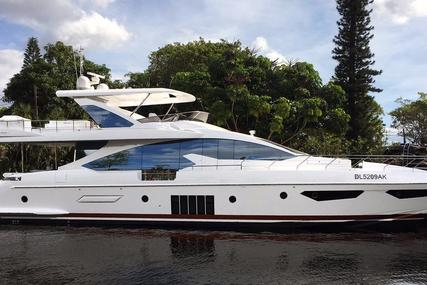 Azimut Flybridge - US SPEC for sale in United States of America for $4,500,000 (£3,212,450)