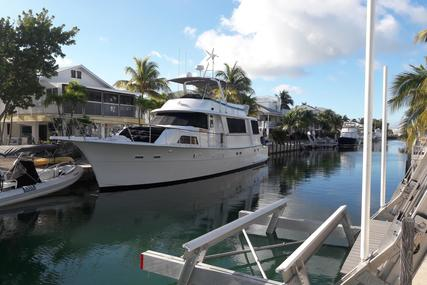 Hatteras Cockpit Motoryacht for sale in United States of America for $245,000 (£185,367)