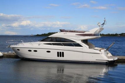 Princess 54 for sale in Norway for €550,000 (£479,132)