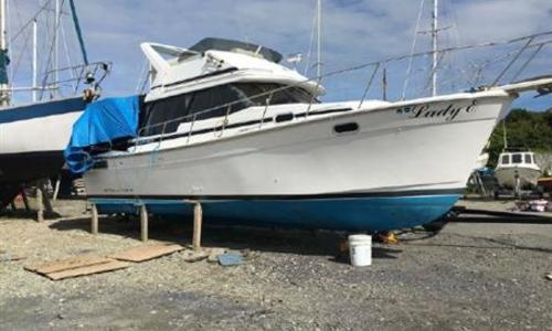 Image of Bayliner 3288 Flybridge for sale in United Kingdom for £35,000 Holyhead, Anglesey, Wales, United Kingdom
