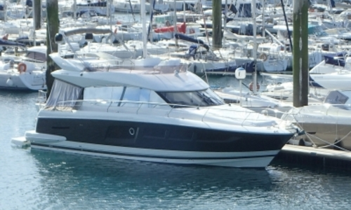 Image of Prestige 500 for sale in France for €795,000 (£701,956) SAINT QUAY PORTRIEUX, France