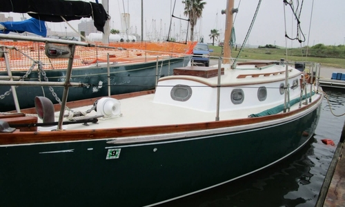 Image of Chesapeake 32 for sale in United States of America for $13,000 (£10,174) GALVESTON,, Texas, United States of America