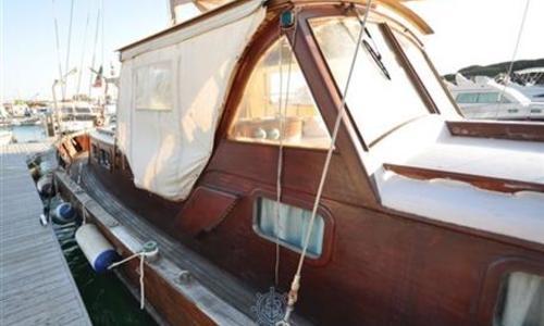 Image of Cantiere MOLTEDO di Genova GOLETTA PEXINO 3 for sale in Italy for €40,000 (£35,413) Toscana, Italy