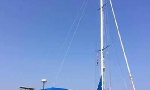 Image of Oyster 48 for sale in Greece for €97,950 (£86,229) IONAN SEAS, Greece