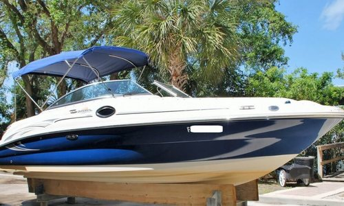 Image of Sea Ray 240 Sundeck for sale in United States of America for $22,750 (£16,216) Osprey, Florida, United States of America