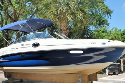 Sea Ray 240 Sundeck for sale in United States of America for $23,750 (£17,826)