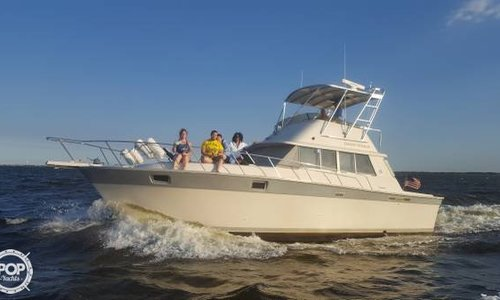 Image of Silverton 37 Convertible for sale in United States of America for $34,900 (£25,937) Toms River, New Jersey, United States of America