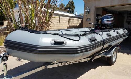 Image of INMAR Inflatable Boats 470-PT for sale in United States of America for $17,000 (£13,204) South Lake Tahoe, California, United States of America