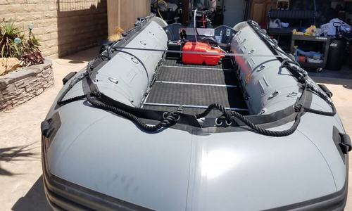 Image of INMAR Inflatable Boats 470-PT for sale in United States of America for $17,000 (£12,162) Ventura, California, United States of America