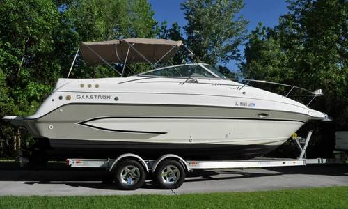 Image of Glastron GS 279 Sport Cruiser for sale in United States of America for $39,900 (£28,544) Jacksonville, North Carolina, United States of America
