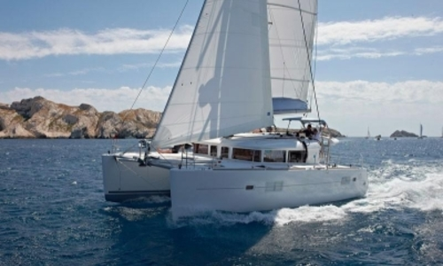 Image of Lagoon 400 for sale in Saint Martin for €218,000 (£190,805) Saint Martin