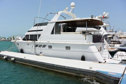 Hatteras 52 Cockpit Motor Yacht for sale in United Arab Emirates for $218,000 (£164,227)