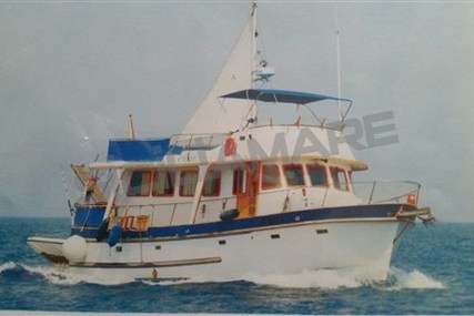 Cheoy Lee 48 Trawler for sale in Italy for €65,000 (£56,616)