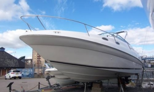 Image of Sea Ray 240 Sundancer for sale in United Kingdom for £15,000 SWANSEA, United Kingdom