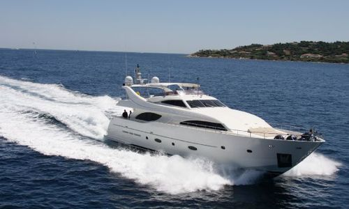 Image of Ferretti Customline 94 for sale in Spain for €1,695,000 (£1,500,624) Spain