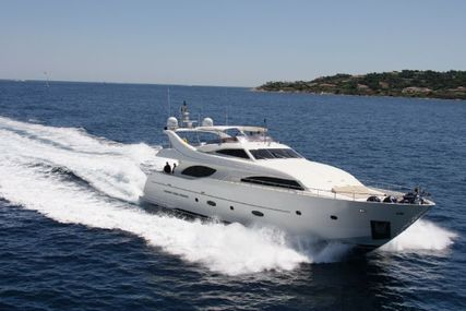 Ferretti Customline 94 for sale in Spain for €1,695,000 (£1,496,623)
