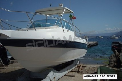 AQUAMAR 680 Walkaround for sale in Italy for €27,000 (£23,803)