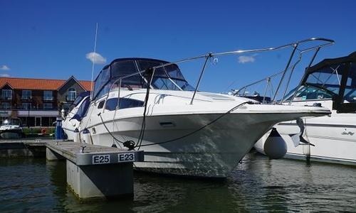 Image of Bayliner 2855 Ciera DX/LX Sunbridge for sale in United Kingdom for 24.950 £ Lincoln, United Kingdom