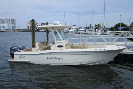 Scout 245XSF for sale in United States of America for $80,000 (£60,080)