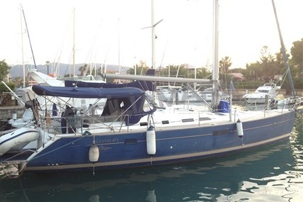 Beneteau Oceanis 473 for sale in Italy for €135,000 (£119,175)