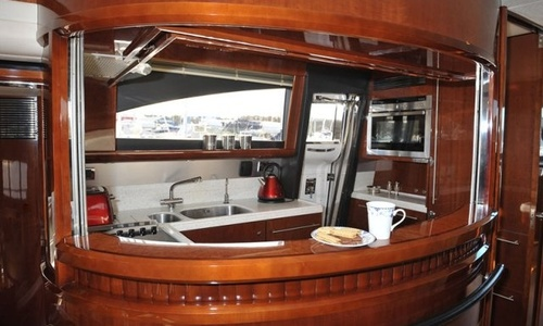 Image of Princess 23 for sale in United Kingdom for £880,000 Hamble River Boat Yard, United Kingdom