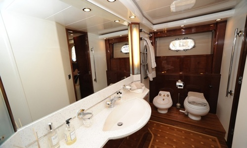 Image of Princess 23 Metre for sale in United Kingdom for £880,000 Hamble River Boat Yard, United Kingdom