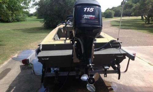 Image of Gator Trax 17x62 Hunt Deck BIG WATER EDITION for sale in United States of America for $21,500 (£16,925) Seadrift, Texas, United States of America