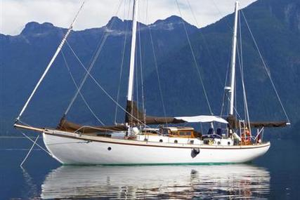 W E Forster Motor Sailer Ketch for sale in Canada for $120,000 (£86,583)