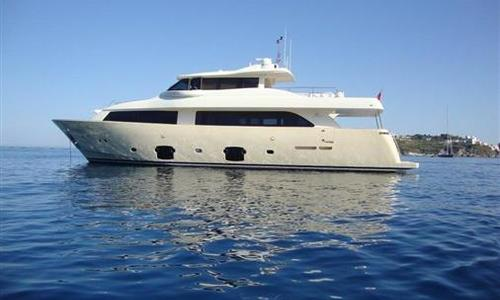 Image of Custom Line Navetta 26 for sale in France for €2,900,000 (£2,586,930) South of , , France