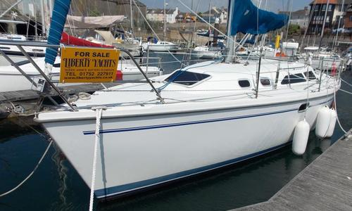 Image of Catalina 320 for sale in United Kingdom for £39,500 Plymouth, Devon, , United Kingdom