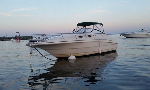 Image of Monterey 262 Cruiser for sale in United States of America for $16,500 (£11,813) Port Chester, New York, United States of America