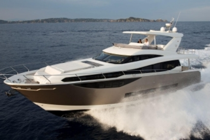 Prestige 750 for sale in France for €2,890,000 (£2,569,460)