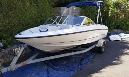 Image of Bayliner 175 Bowrider for sale in Ireland for €9,950 (£8,785) DUBLIN, Ireland