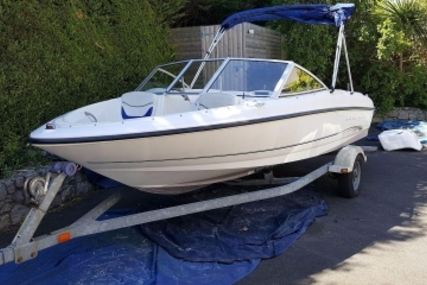 Bayliner 175 Bowrider for sale in Ireland for €9,950 (£8,809)