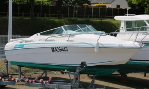 Image of Jeanneau Leader 705 for sale in France for €15,500 (£13,603) ARZON, France