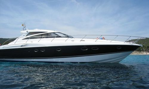 Image of Princess V58 for sale in Spain for €549,000 (£483,901) MALLORCA, Spain