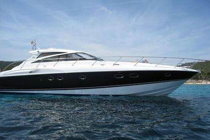Princess V58 for sale in Spain for €549,000 (£485,570)