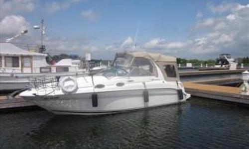 Image of Sea Ray 260 Sundancer for sale in Canada for P.O.A. Canada