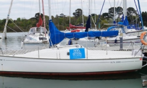 Image of Jeanneau Sun Odyssey 2000 for sale in United Kingdom for £7,995 LYMINGTON, United Kingdom