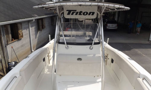 Image of Triton 2895 for sale in United States of America for $50,000 (£38,144) Bishopville, South Carolina, United States of America