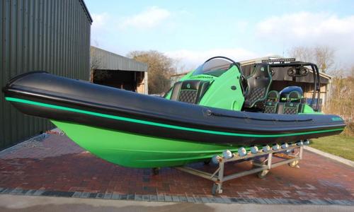 Image of Seaquest RIB 6.5 Ocean Defender for sale in Spain for £75,000 Spain