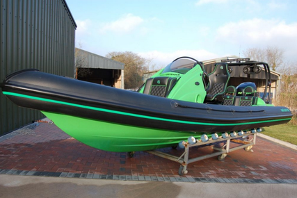 Seaquest RIB 6.5 Ocean Defender for sale in Spain for £75,000