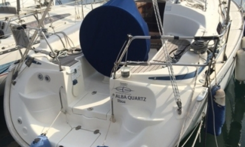 Image of Bavaria 30 Cruiser Shallow Draft for sale in France for €38,000 (£33,455) BEAULIEU SUR MER, France